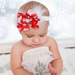 Fita Laço de Natal