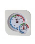 Termómetro e Higrómetro - Simple