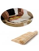 Kit Tapete e Colher Sushi