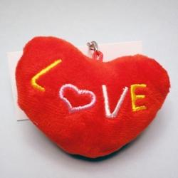 Porta Chaves Coração Love