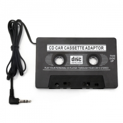 Cassete Adaptadora CD / MP3 / Jack 3.5mm