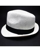 Chapéu Panamá - Faixa Preta