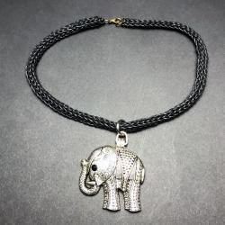 Colar Elefante Hindu