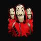Máscara Salvador Dali (La Casa de Papel)