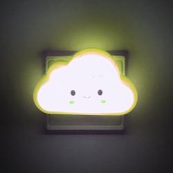 Luz Presença Nuvem