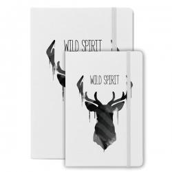 Bloco de Notas - Wild Spirit