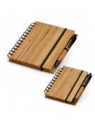 Bloco de Notas Bambu - Simples
