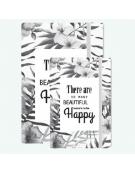 Bloco de Notas - Happy