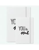 Bloco de Notas - You & Me