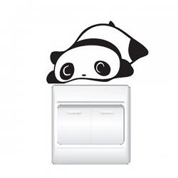 Vinil Interruptor - Panda