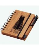 Bloco de Notas Bambu - Be Strong