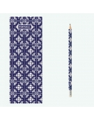 Lápis com Marcador de Livro - Design 5