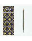 Lápis com Marcador de Livro - Design 6