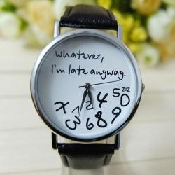 Relógio Whatever