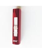 Isqueiro USB Recarregável Quadrado