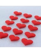 Corações de Tecido (50un)