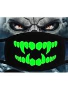 Máscara Dentes GitD