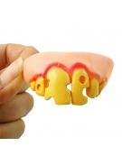 Dentes Falsos Assustadores