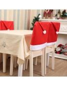 Gorro Natal para Cadeiras