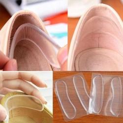 Tiras Silicone para Sapatos (2un)