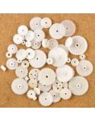 Pack 60 Rodas Dentadas