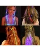 Aplique Borboleta para Cabelo com LEDs