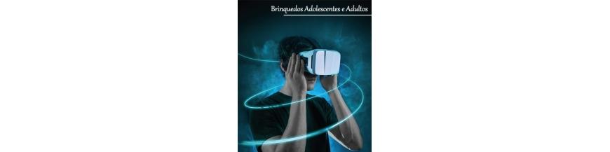 Adolescentes e Adultos