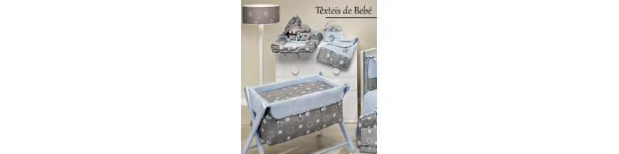 Têxteis Bebé