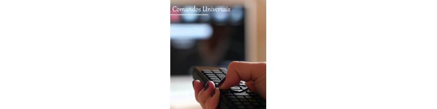 Comandos TV Universais