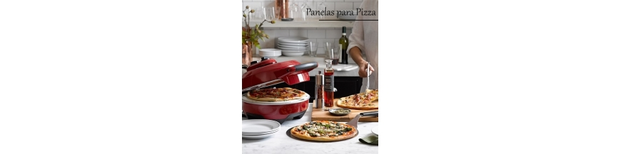 Panelas de Pizza